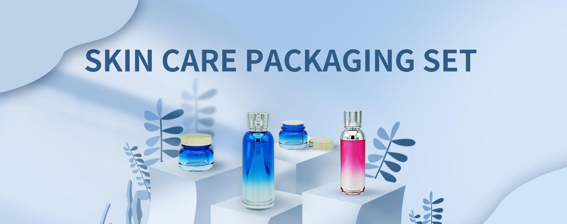 Skin Care Packaging Set